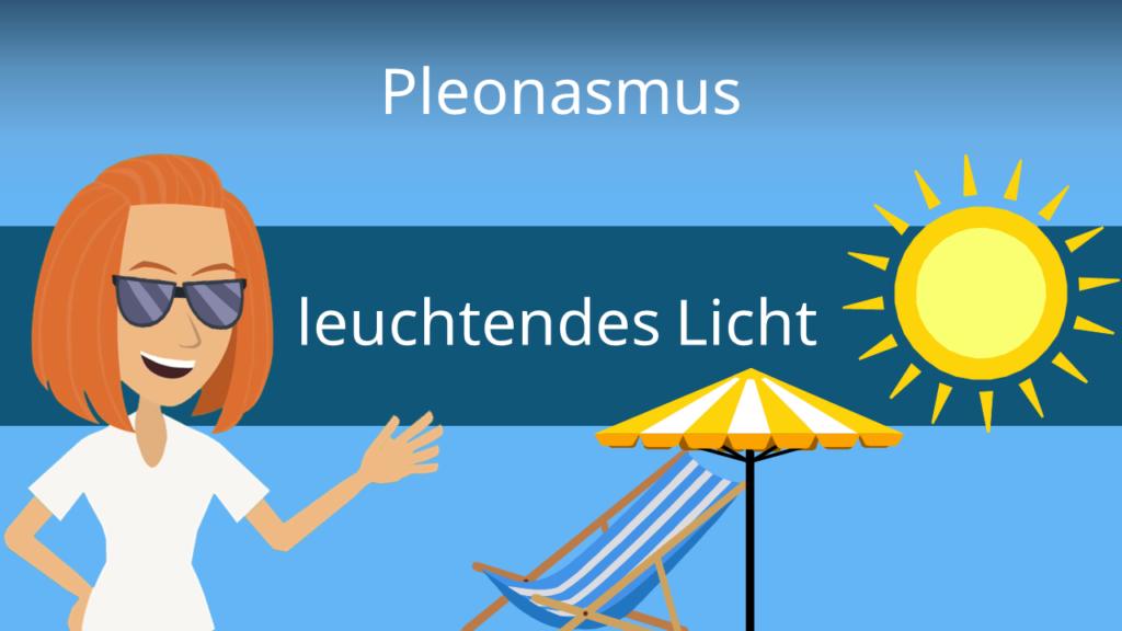 ZumVideo: Pleonasmus