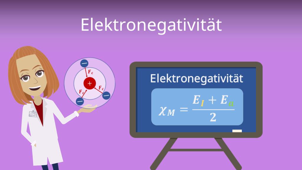 Zum Video: Elektronegativität