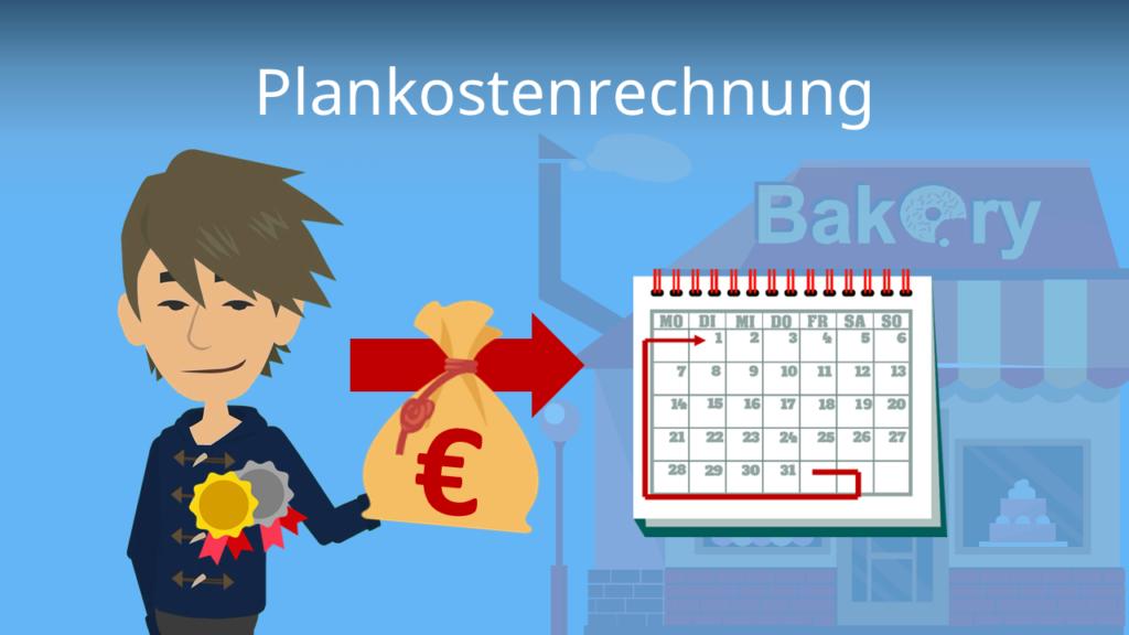 Zum Video: Plankostenrechnung