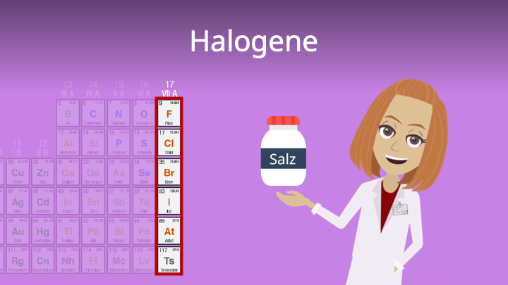 Zum Video: Halogene
