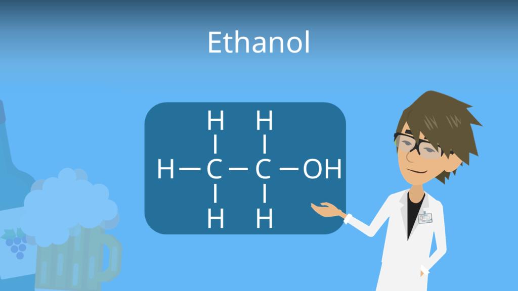 Zum Video: Ethanol