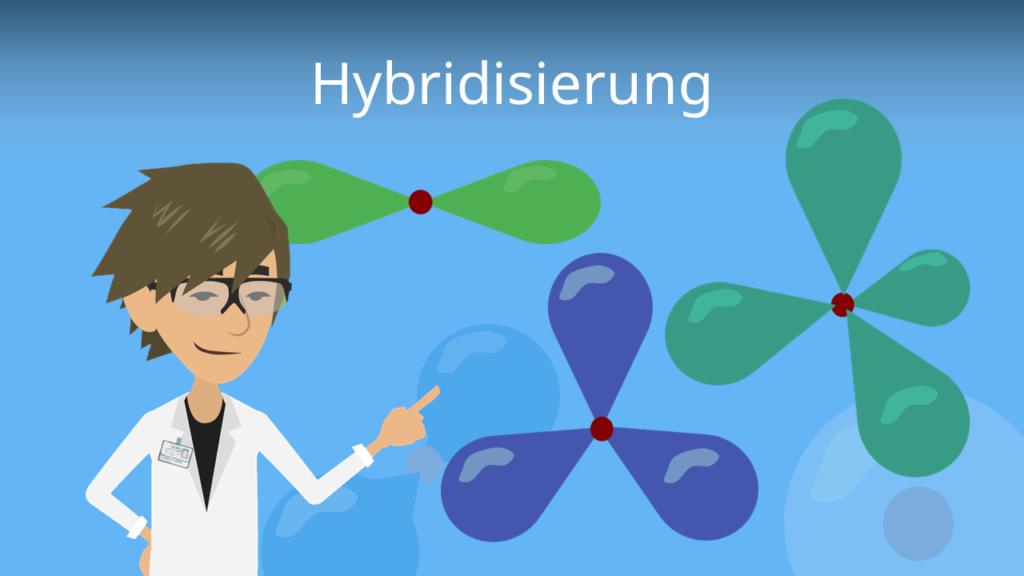 Zum Video: Hybridisierung