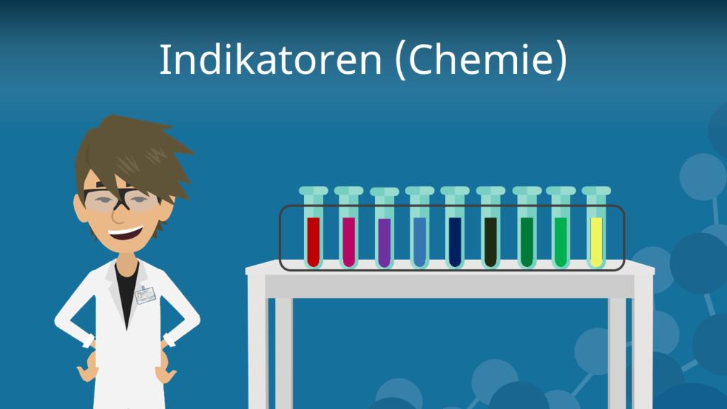 Zum Video: Indikatoren (Chemie)