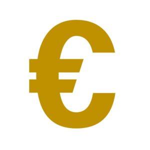 Euro Symbol, bildliche Symbole, Zeichen Bedeutung, Symbole Zeichen