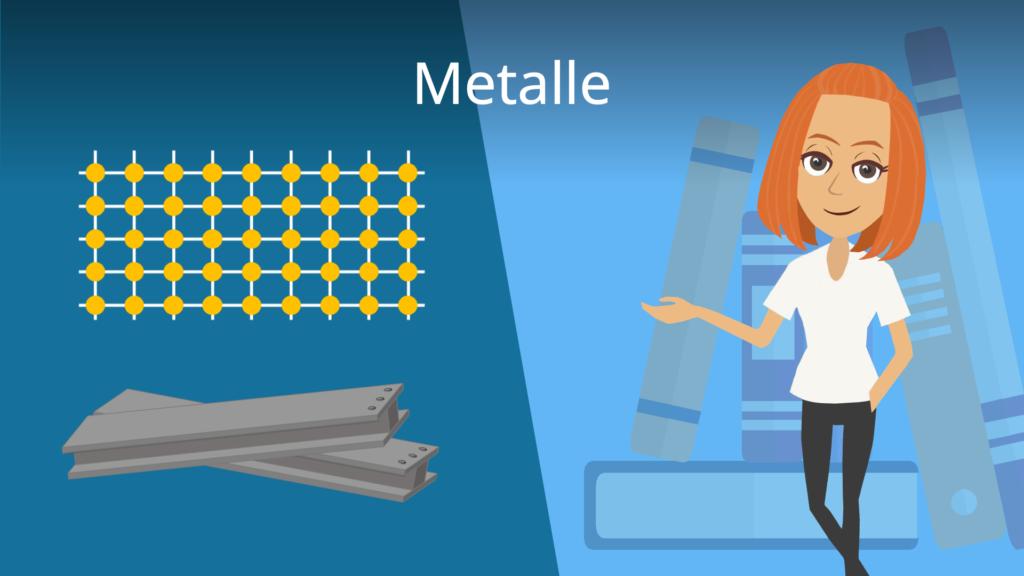 Zum Video: Metalle