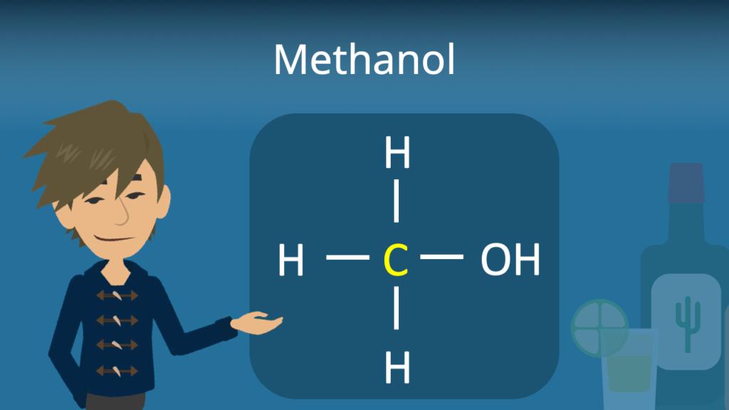 Zum Video: Methanol