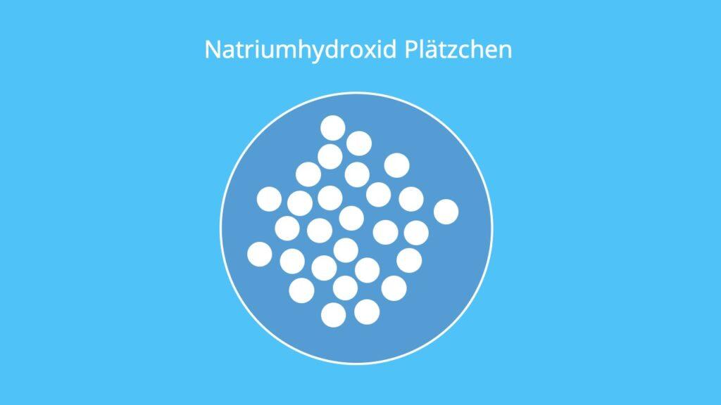 Was ist NaOH, Was ist Natriumhydroxid, Natrium Hydroxid, sodium hydroxide, caustic soda