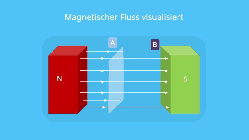 Magnetischer Fluss, Magnetische Feldlinien