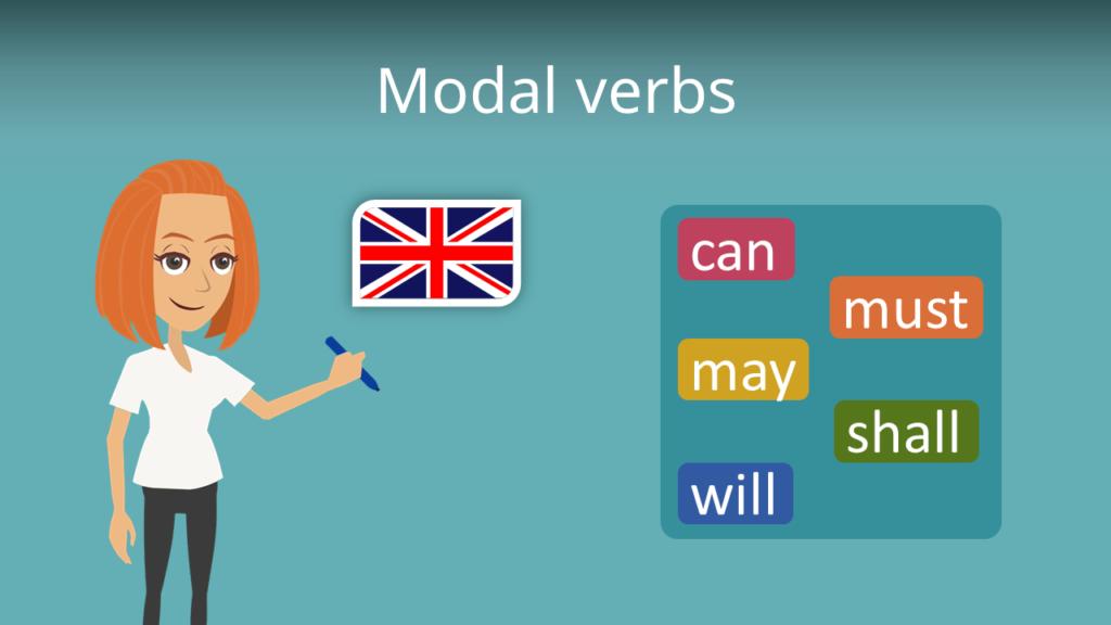 Zum Video: Modal verbs