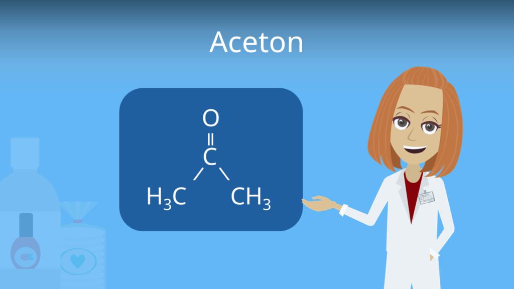 Zum Video: Aceton