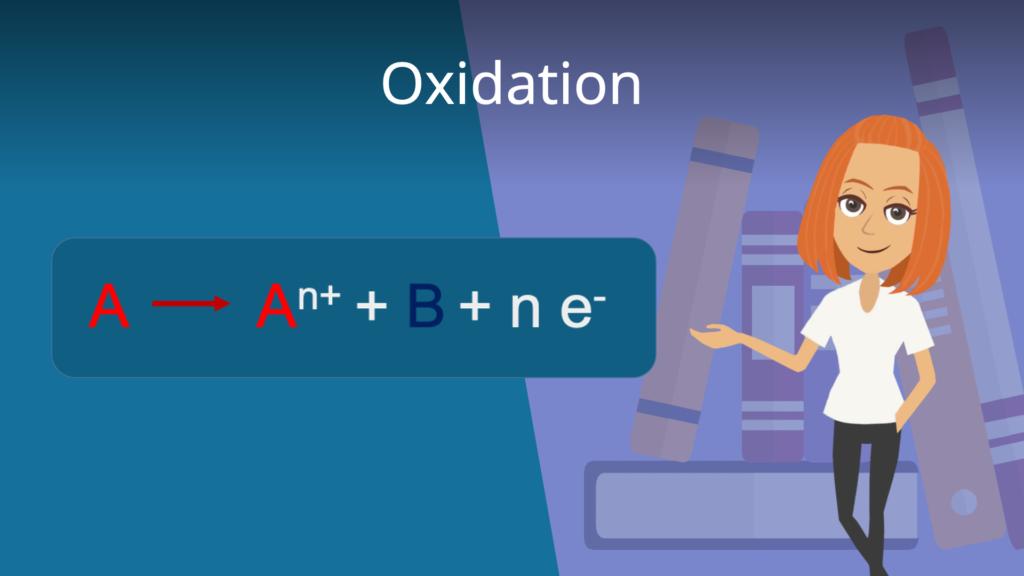 Zum Video: Oxidation