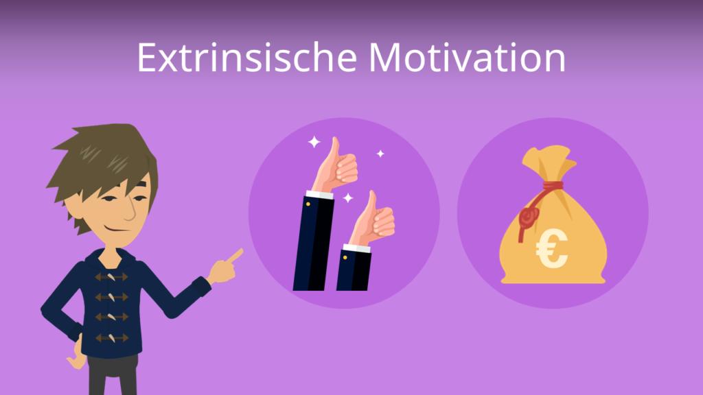 Zum Video: Extrinsische Motivation