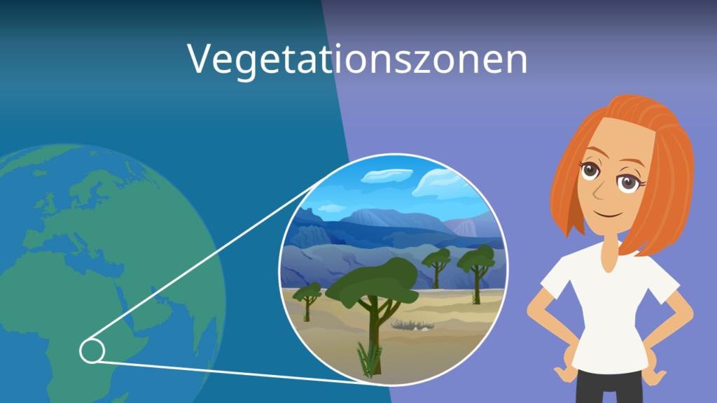 Zum Video: Vegetationszonen