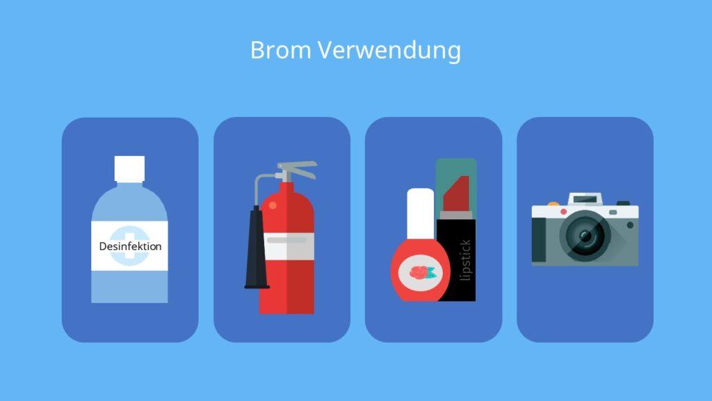 Bromid, Bromine Brom Element, Br2