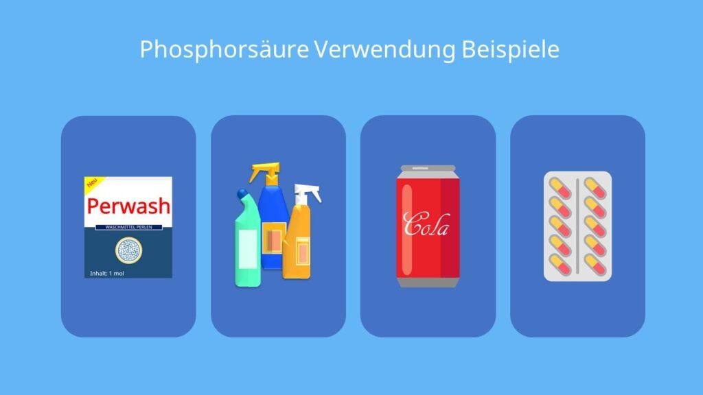 Orthophosphorsäure, phosphoric acid, Strukturformel Phosphorsäure, ortho Phosphorsäure, Cola Phosphorsäure, Cola ohne Phosphorsäure, H3PO4