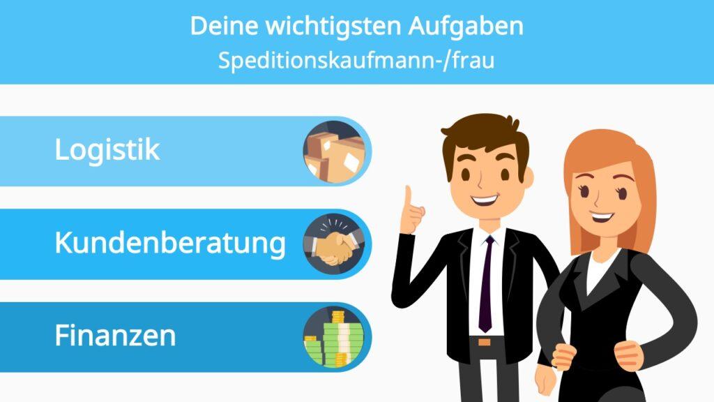 Speditionskaufmann, Kaufmann für Spedition und Logistikdienstleistung, Speditionskauffrau, Speditionskaufmann Aufgaben, Was ist ein Speditionskaufmann