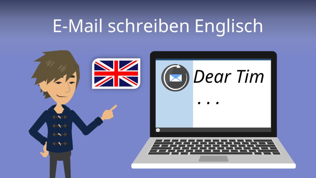 Zum Video: E-Mail schreiben Englisch