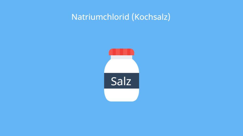 NaCl, sodium chloride, Salz Natriumchlorid, Salz chemisch, Salz