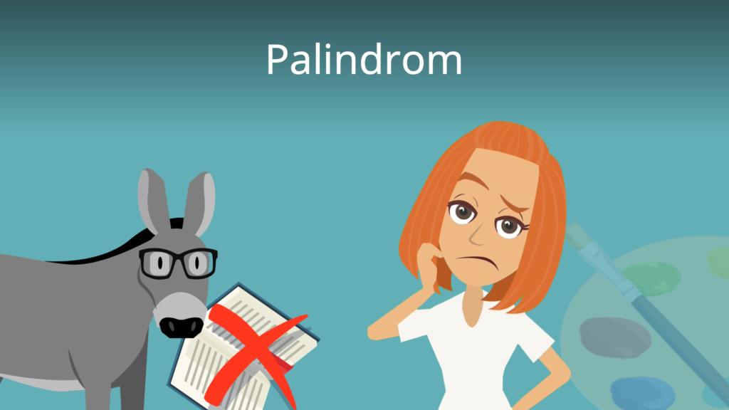Zum Video: Palindrom