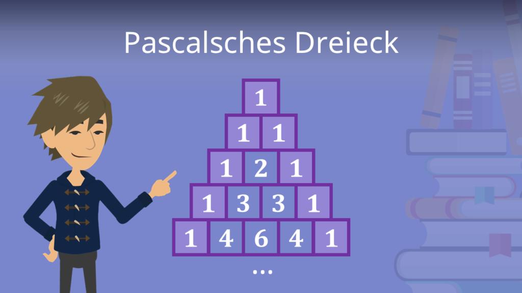 Zum Video: Pascalsches Dreieck