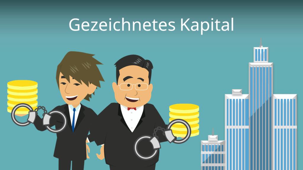 Zum Video: Gezeichnetes Kapital