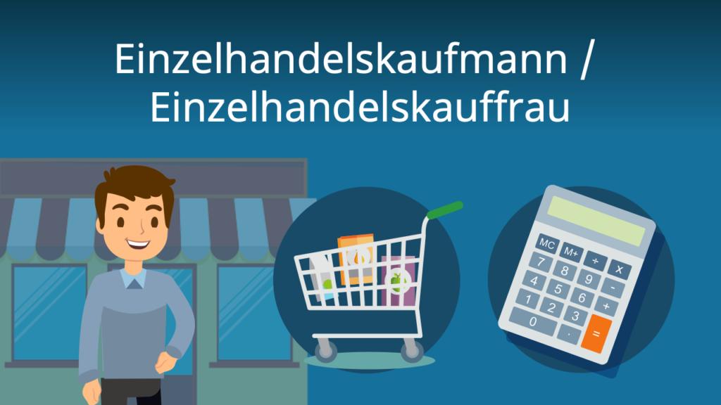 Zum Video: Einzelhandelskaufmann / Einzelhandelskauffrau