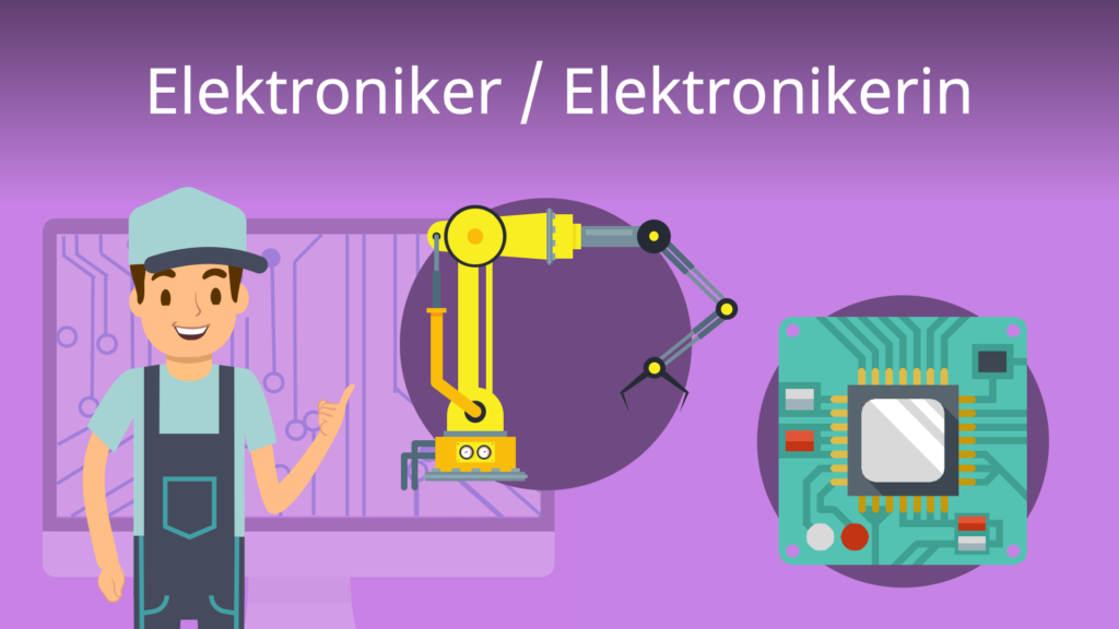 Zum Video: Elektroniker / Elektronikerin