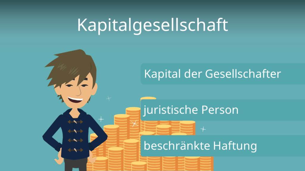 Zum Video: Kapitalgesellschaft
