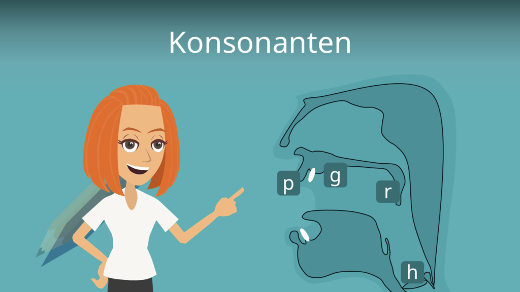 Zum Video: Konsonanten