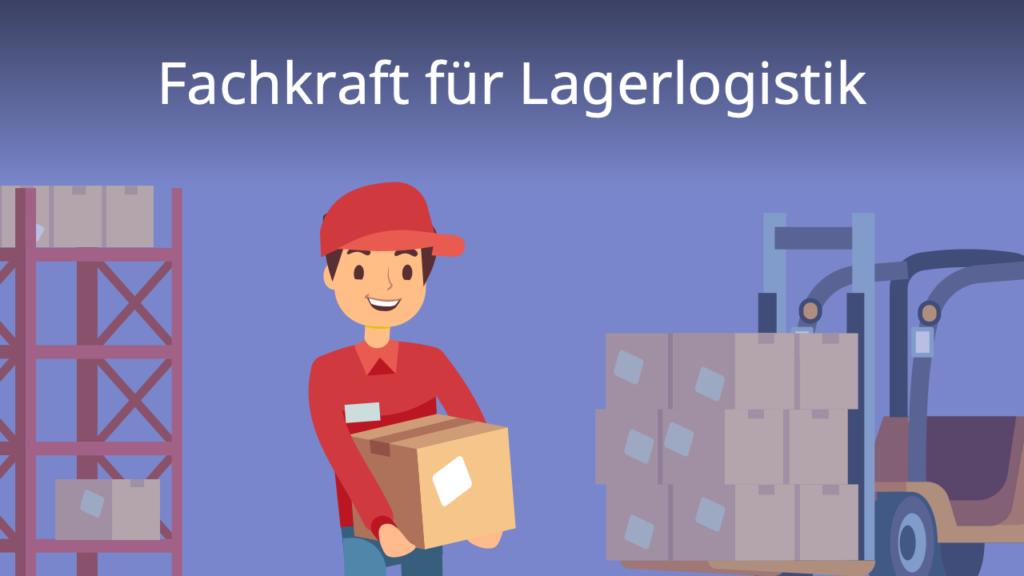 Zum Video: Fachkraft für Lagerlogistik