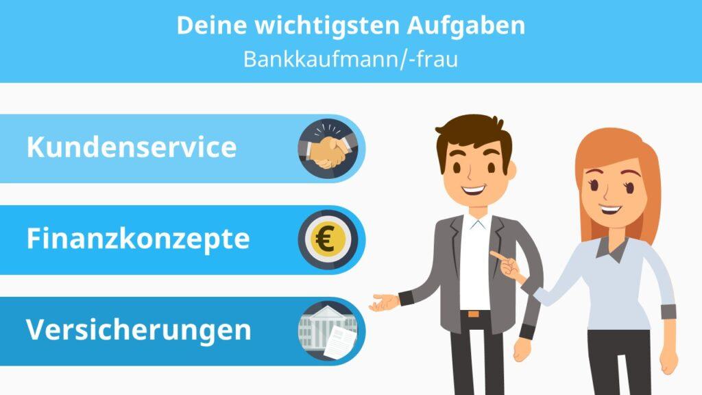 Bankkaufmann, Bankkauffrau, Bänker, Bankkaufmann Ausbildung, Was ist ein Bankkaufmann