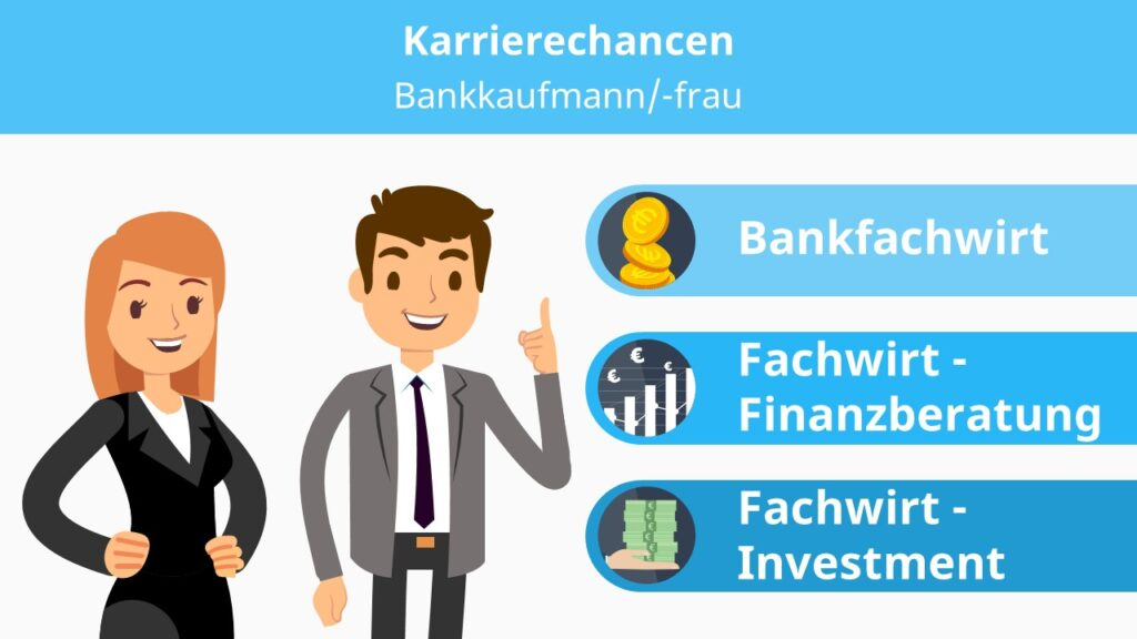 Bankkaufmann, Bankkauffrau, Bankkaufmann Weiterbildung, Weiterbildung Bankkaufmann, Fachwirt, Bank, Fachwirt Investment, Bankfachwirt, Fachwirt für Finanzberatung