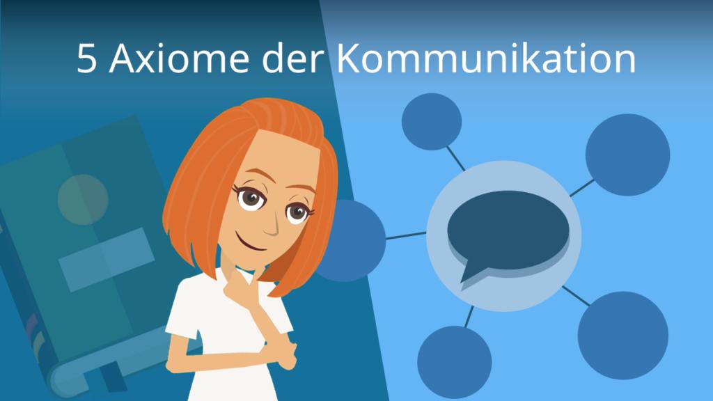 Zum Video: 5 Axiome der Kommunikation