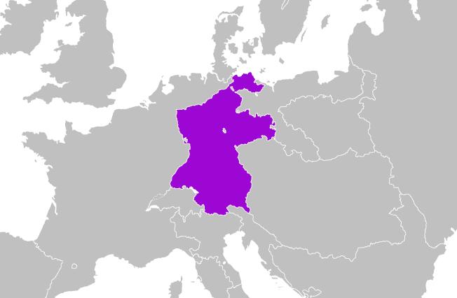 rheinbund, napoleon, französische revolution, rheinische bundesstaaten