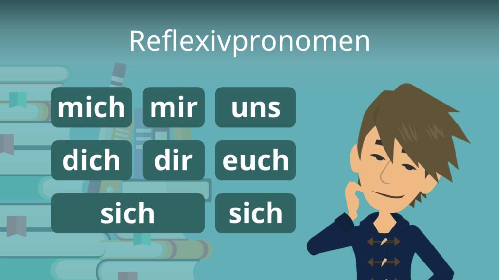 Zum Video: Reflexivpronomen