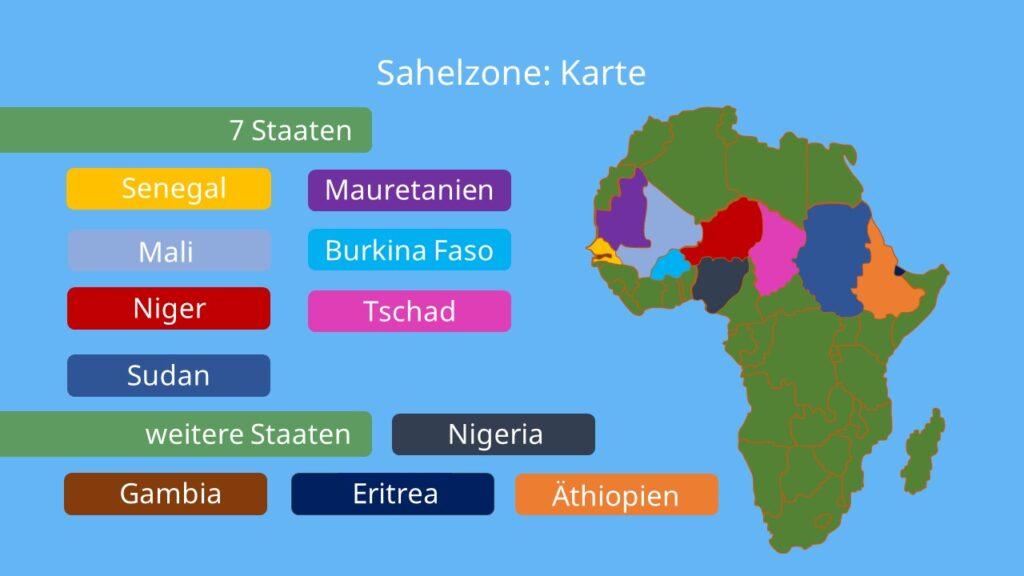 die sahelzone, was ist die sahelzone, sahelzone probleme, desertfikation, sahel region, sahelzone lage, vegetation, sahelzone länder, länder der Sahelzone, Sahelstaaten