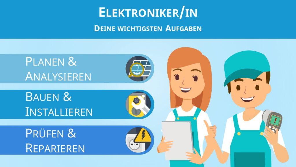 Elektroniker, Elektroniker Ausbildung, Was macht ein Elektroniker, Elektriker Ausbildung, Ausbildung Elektroniker