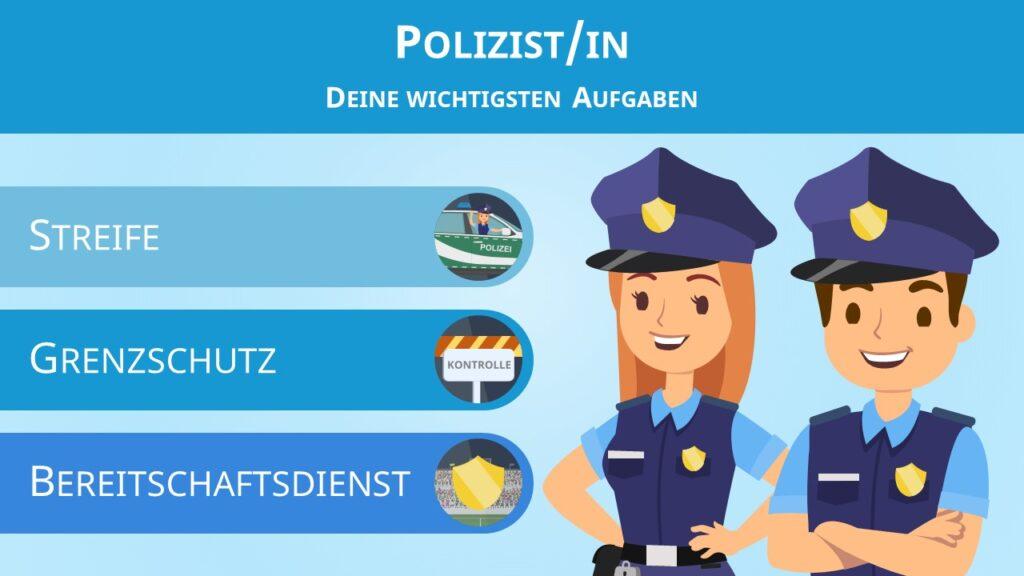 Polizist, Polizist werden, Polizist Ausbildung, Polizei Ausbildung, Ausbildung Polizei, Ausbildung bei der Polizei, Aufgaben der Polizei, Polizei Aufgaben