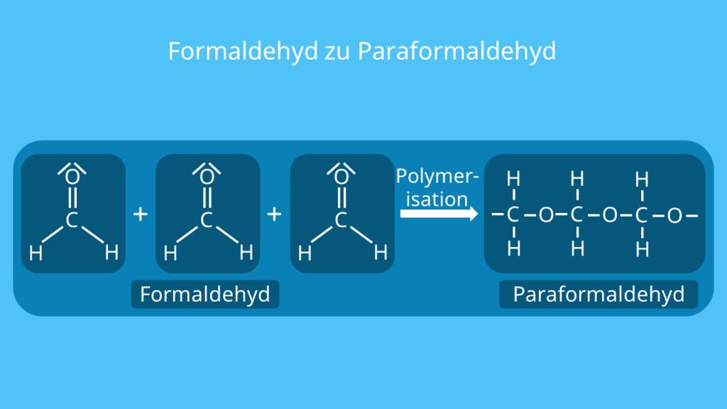 Formaldehyde, CH2O, HCHO, H2CO, Methanal Eigenschaften