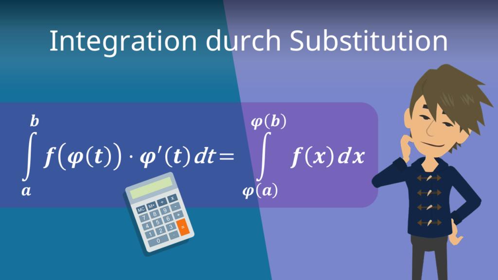 Zum Video: Integration durch Substitution
