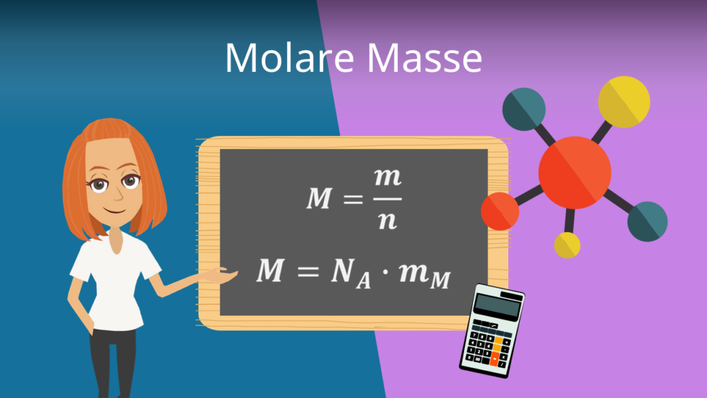 Zum Video: Molare Masse
