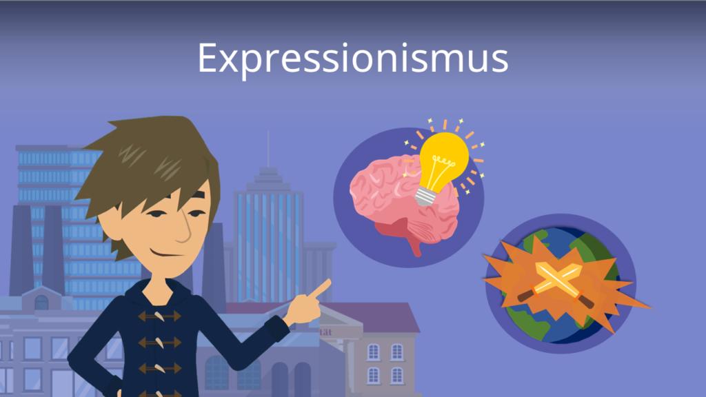 Zum Video: Expressionismus