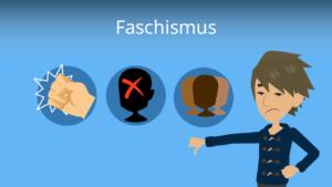 Zum Video: Faschismus