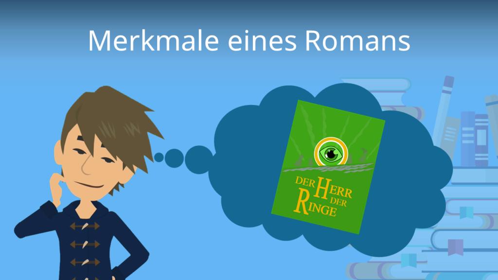 Zum Video: Merkmale eines Romans