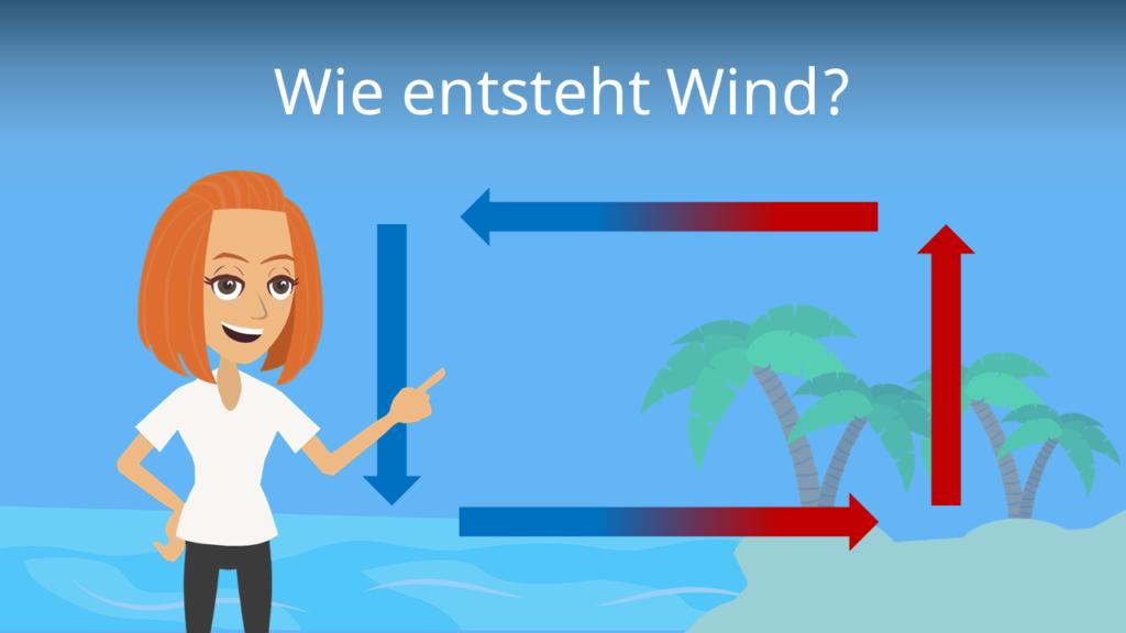 Zum Video: Wie entsteht Wind?