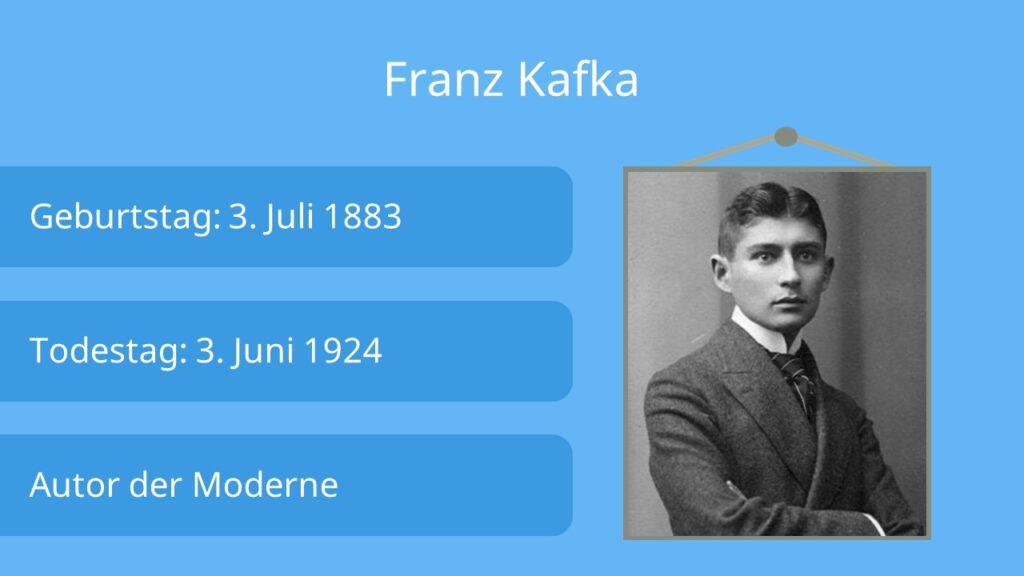 franz kafka, moderne, epoche moderne, moderne epoche, moderne literatur, die verwandlung, gregor samsa, der process, das schloss, der verschollene, literatur, literaturgeschichte, das urteil