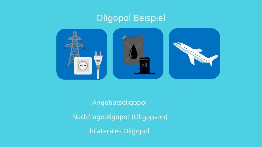 Oligopol Beispiel